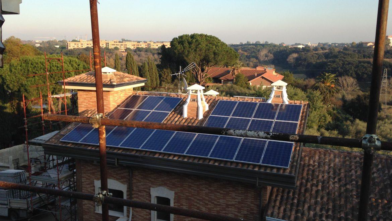Roma 8 x 8 kW + 6 kW