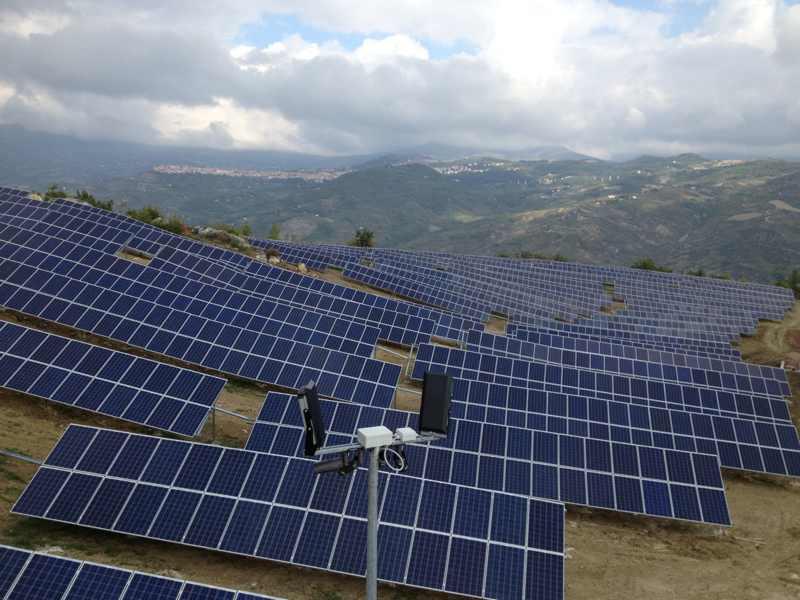 Fotovoltaico Castelverrino