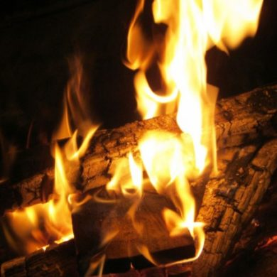 Riscaldamento a legna
