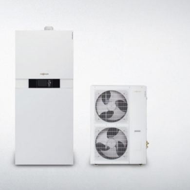Sistemi ibridi per riscaldamento e raffrescamento